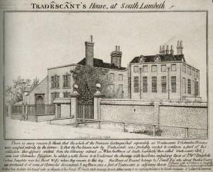 Tradescant House