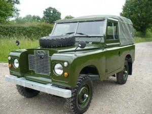 1969 Land Rover