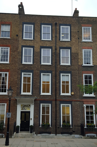 8 Bedford Row