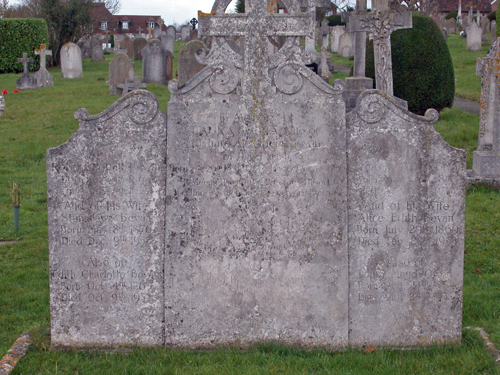 Bevan Family Grave