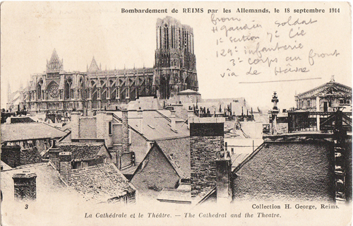 Gaudier Card