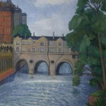 Pulteney Bridge, Bath. 1931-35 (Plymouth City Council)