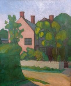 Summer Cottage. ca.1940s
