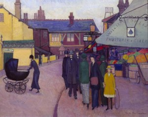 Swiss Cottage. ca.1913 (Tate)