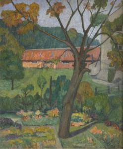 The Long Barn. 1929