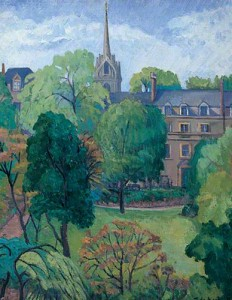 Woburn Square. ca.1938 (Leeds Art Gallery)