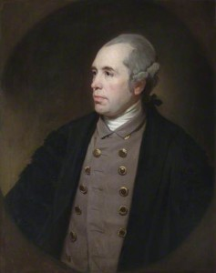 Richard Jebb by Zoffany