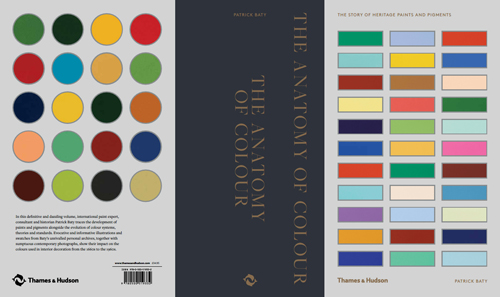Book – The Anatomy of Colour | Patrick Baty – Historical paint ...
